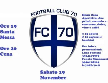 Cena FC70