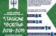 Volantino stagione sportiva 2018-2019